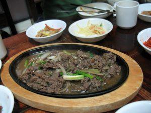 Korean BBQ Bulgogi